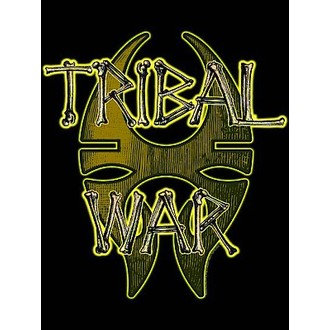 zászló Soulfly - Tribal War, HEART ROCK, Soulfly