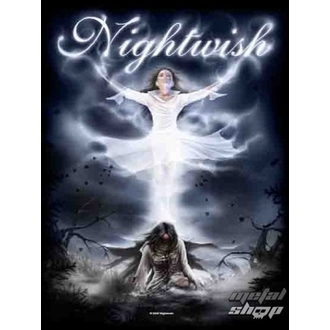 zászló Nightwish - Resurrection, HEART ROCK, Nightwish