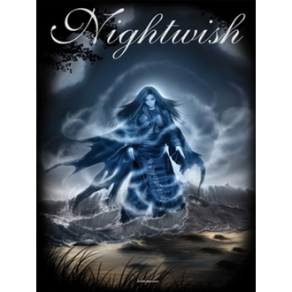 zászló Nightwish - Ghost Love Score, HEART ROCK, Nightwish