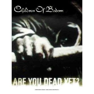zászló Children of Bodom - Are you dead még?, HEART ROCK, Children of Bodom