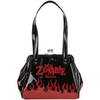 KILLSTAR Kézitáska (táska) - Rob Zombie - Forró Pokol - FEKETE, KILLSTAR, Rob Zombie