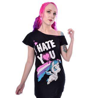 póló női - HATE YOU - CUPCAKE CULT, CUPCAKE CULT