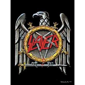 SLAYER zászló HFL 059, HEART ROCK, Slayer