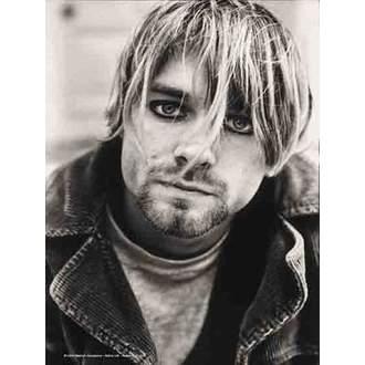 zászló Nirvana - Suicide, HEART ROCK, Nirvana