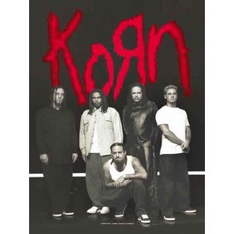 zászló Korn - Hanger, HEART ROCK, Korn