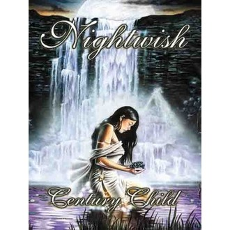 zászló Nightwish - Century Child, HEART ROCK, Nightwish