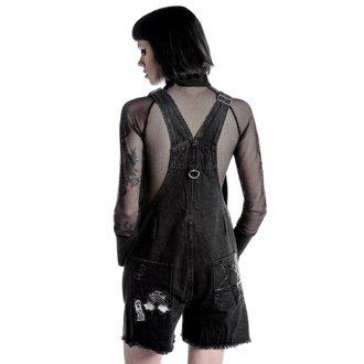 KILLSTAR női rövidnadrág  - Jinx Cursed Cutie - Fekete, KILLSTAR