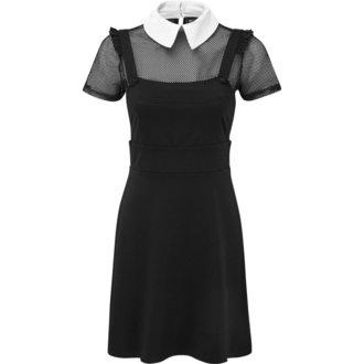 KILLSTAR Női ruha (szett) - Juju Pinafore - Fekete