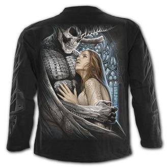 póló férfi - DEVIL BEAUTY - SPIRAL, SPIRAL