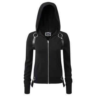 kapucnis pulóver női - Killafornia Knit - KILLSTAR