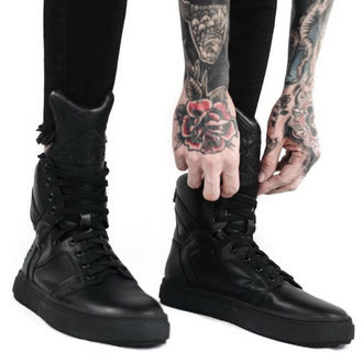 magasszárú cipő unisex - Killin' It High Tops - KILLSTAR