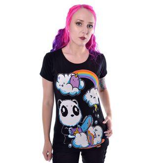 póló női - CLOUDS - KILLER PANDA, KILLER PANDA