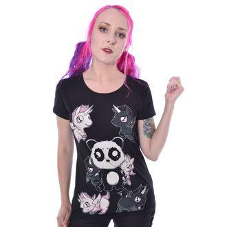 póló női - KILLER UNICORNS - KILLER PANDA, KILLER PANDA