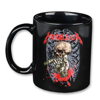 METALLICA Bögre, NNM, Metallica