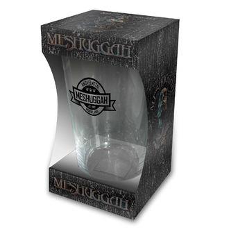Meshuggah Üvegpohár - Crest - RAZAMATAZ, RAZAMATAZ, Meshuggah