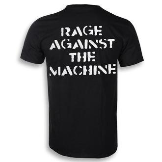tričko pánské Rage Against The Machine - Large Fist - Black, NNM, Rage against the machine
