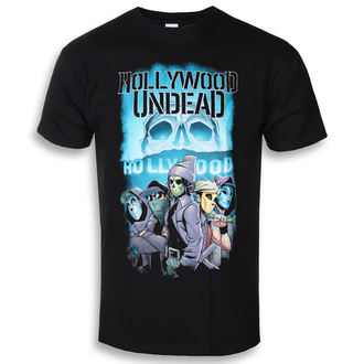 metál póló férfi Hollywood Undead - CREW - PLASTIC HEAD, PLASTIC HEAD, Hollywood Undead