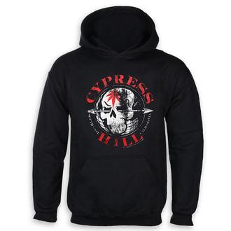 kapucnis pulóver férfi Cypress Hill - South Gate - HYBRIS, HYBRIS, Cypress Hill