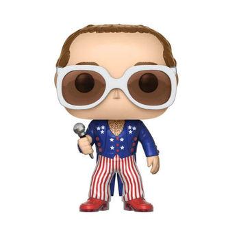 Elton John Figura  - POP !- White & Blue, Elton John