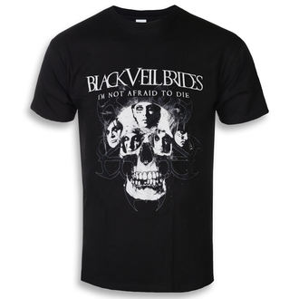 metál póló férfi Black Veil Brides - I'm Not Afraid To Die - ROCK OFF, ROCK OFF, Black Veil Brides