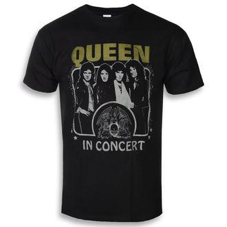Férfi póló Queen - In Concert - ROCK OFF, ROCK OFF, Queen