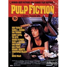 kép 3D Pulp Fiction (One-sheet) - PPL70031, PYRAMID POSTERS