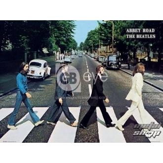poszter - The Beatles - Thepátság Road - LP0597, GB posters, Beatles