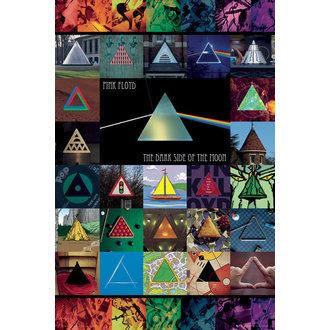 Pink Floyd poszter - DSOM Immersion - GB Posters, GB posters, Pink Floyd