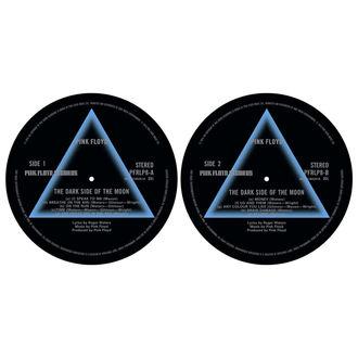PINK FLOYD Bakelit Lemez alakú alátét(2 darab) - DARK SIDE OF THE MOON - RAZAMATAZ, RAZAMATAZ, Pink Floyd