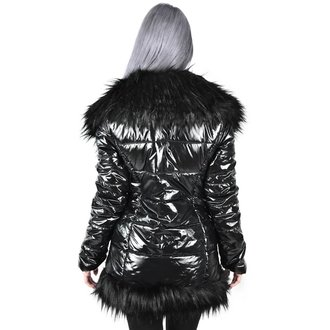KILLSTAR Női kabát - Lucine Puff - FEKETE, KILLSTAR