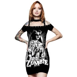 KILLSTAR Női ruha - Rob Zombie - Vágy mert Halál - FEKETE, KILLSTAR, Rob Zombie