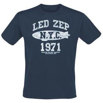 metál póló férfi Led Zeppelin - NYC 1971 -, Led Zeppelin