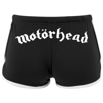 Motörhead női rövidnadrág - Logo - URBAN CLASSICS, Motörhead