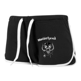Motörhead női rövidnadrág - Logo - URBAN CLASSICS, NNM, Motörhead