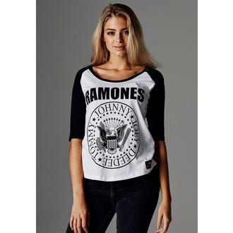 metál póló női Ramones - URBAN CLASSICS - URBAN CLASSICS, NNM, Ramones
