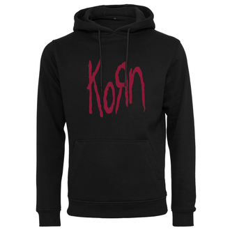 kapucnis pulóver férfi Korn - Logo - NNM, NNM, Korn