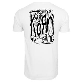 metál póló férfi Korn - Suffering - NNM, NNM, Korn
