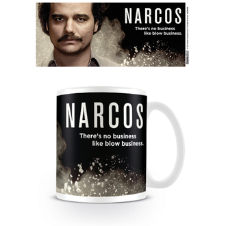 Narcos Bögre - There's no business like blow business - PYRAMID POSTERS, PYRAMID POSTERS