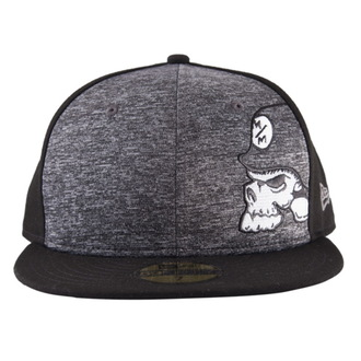 METAL MULISHA sapka - TONE - BLK, METAL MULISHA