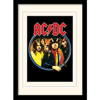 Bekeretezett  AC  /  DC Poszter - (&&string0&&) - PYRAMID POSTERS, PYRAMID POSTERS, AC-DC