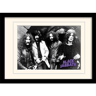 Bekeretezett Black Sabbath Poszter - (&&string0&&) - PYRAMID POSTERS, PYRAMID POSTERS, Black Sabbath