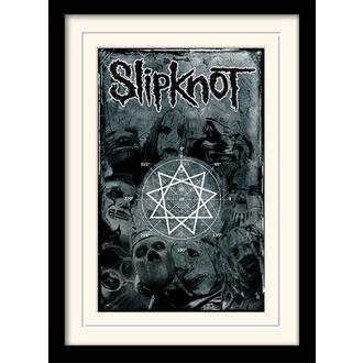 Bekeretezett Slipknot Poszter - (&&string0&&) - PYRAMID POSTERS, PYRAMID POSTERS, Slipknot