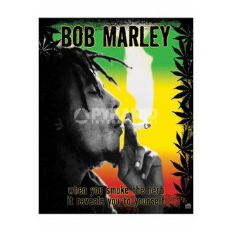 Bob Marley poszter (Herb) - MPP50071, PYRAMID POSTERS, Bob Marley