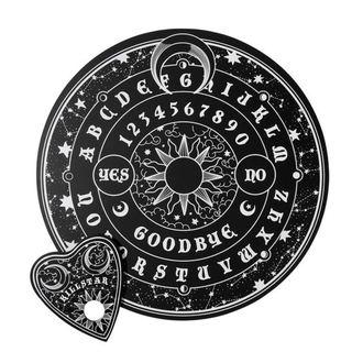 KILLSTAR Spirituális tábla (prófétikus tábla) - Mystic Round Spirit - FEKETE, KILLSTAR