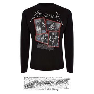 metál póló férfi Metallica - Garage Cover -, Metallica