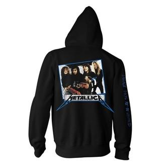kapucnis pulóver férfi Metallica - Garage OG -