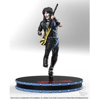 Mötley Crüe Figura - Mick Mars - Szikla Iconz - KNUCKLEBONZ