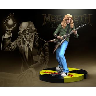 Megadeth Szobor/ Ábra - Dave Mustaine - KNUCKLEBONZ, KNUCKLEBONZ, Megadeth