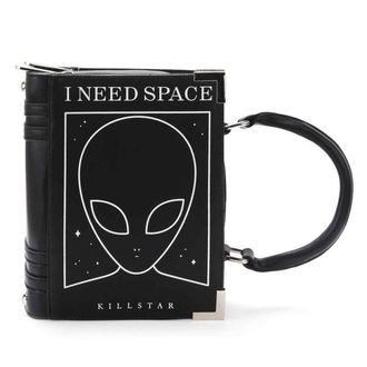 KILLSTAR Kézitáska - Need Space - Fekete, KILLSTAR