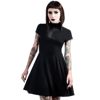 KILLSTAR női ruha - Neverafter Nytes - Fekete, KILLSTAR